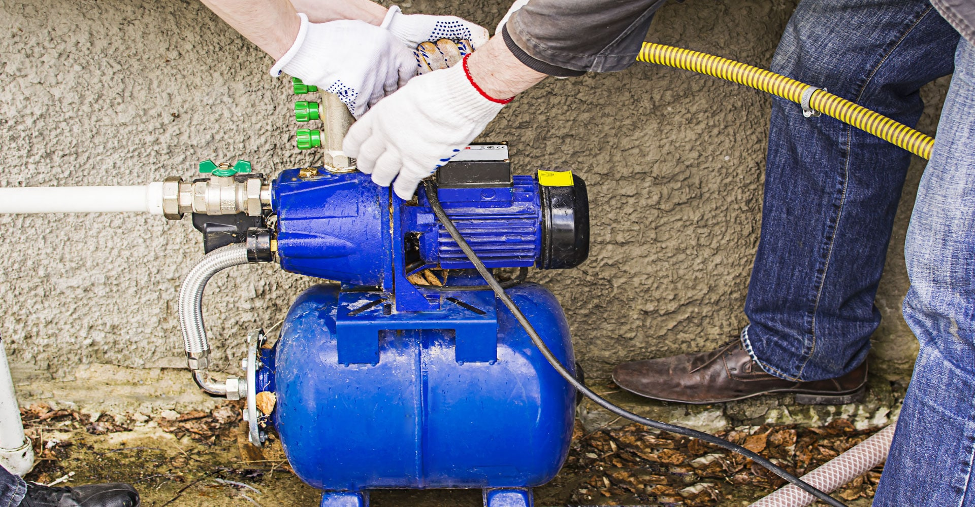 Well Drilling & Well Pump Services in Jasper, GA.